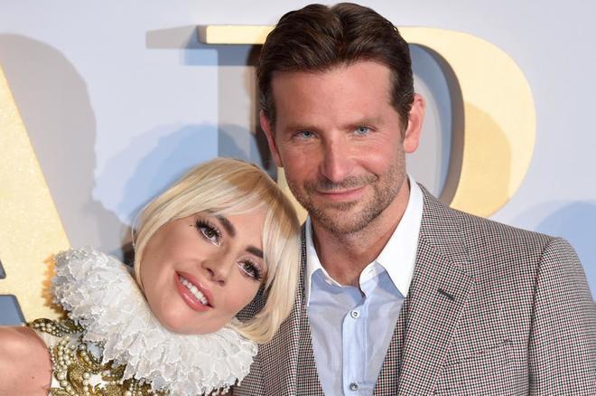 Lady Gaga y Bradley Cooper, protagonistas (y director) de 'Ha nacido una estrella'.