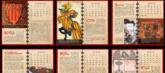 Calendario enviado por el presidente de Aragón Javier Lambán.