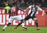 Juventus y Milan jugarán en Arabia Saudí la Supercopa de italia.