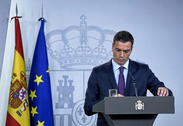 El presidente del Gobierno, Pedro Sánchez, el pasado diciembre.