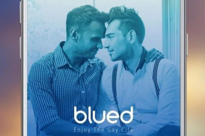 Blued es una de las 'apps' de citas gay más importantes del mundo.