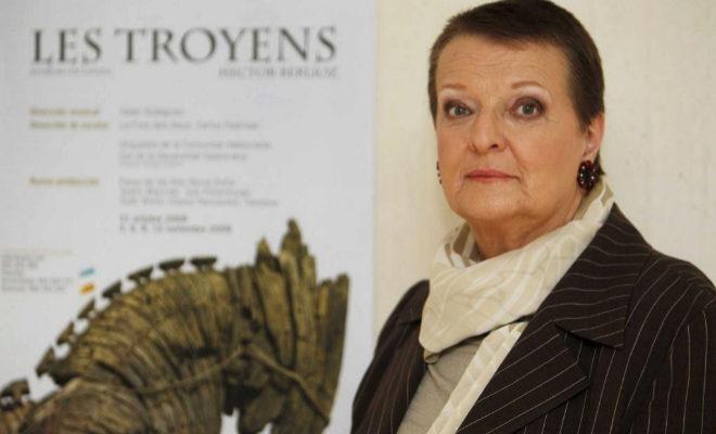 La ex intendente del Palau de Les Arts de Valencia, Helga Smith.