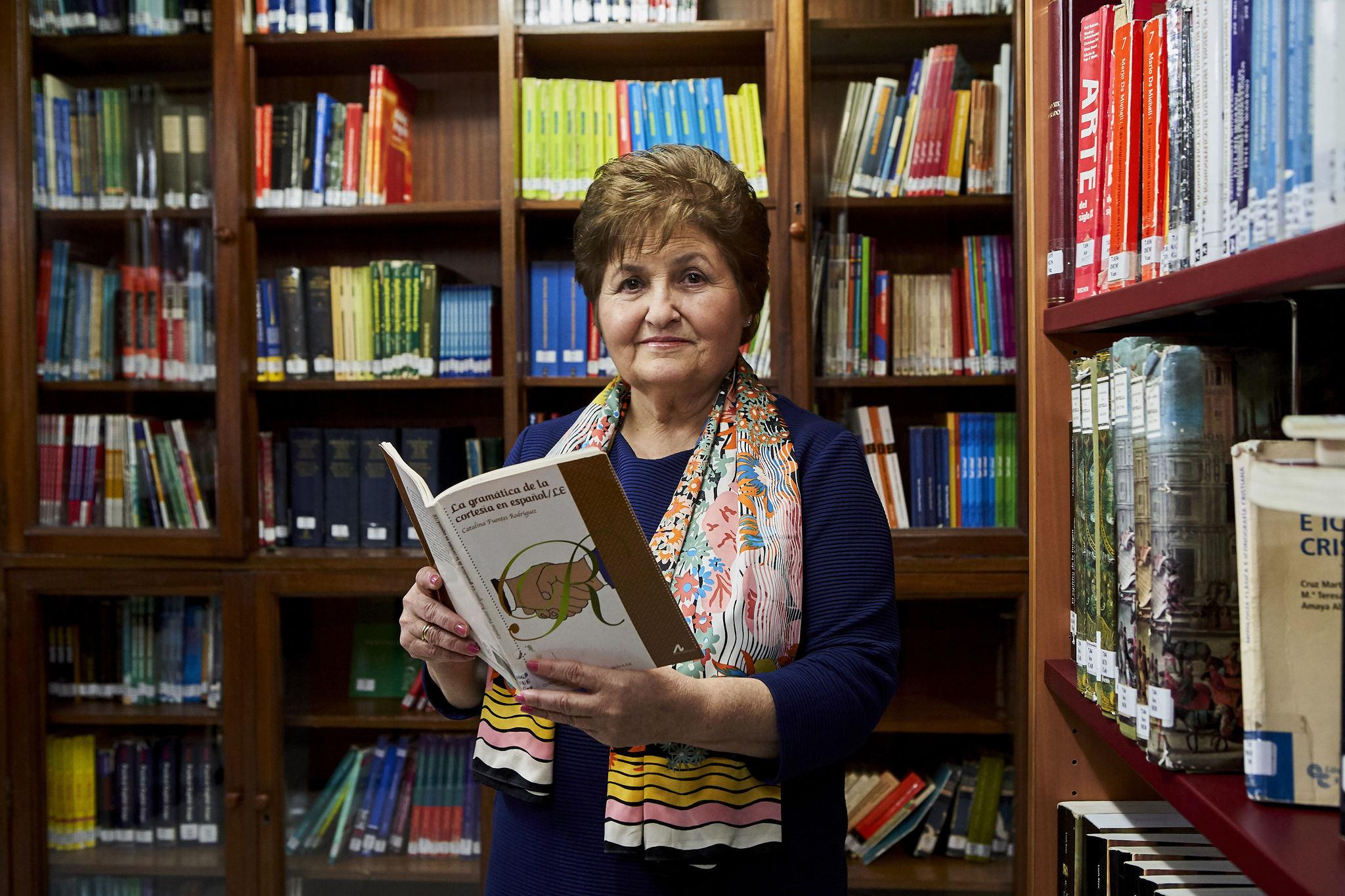 """Catalina Fuentes: """"El político no es consciente de todo el poder de la palabra"""""""