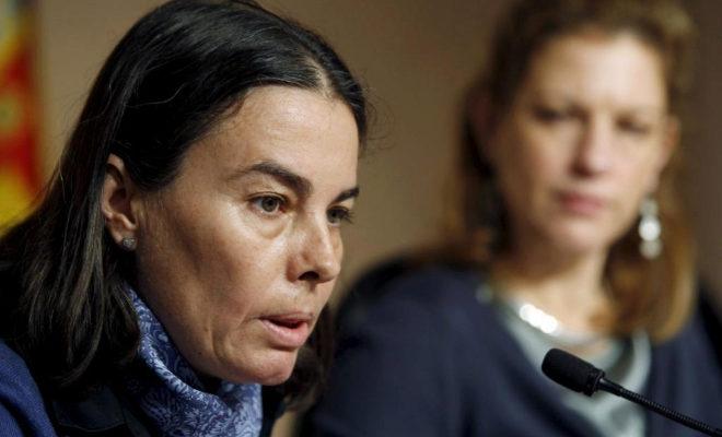 La exsubsecretaria de Presidencia de la Generalitat Isabel Vilallonga