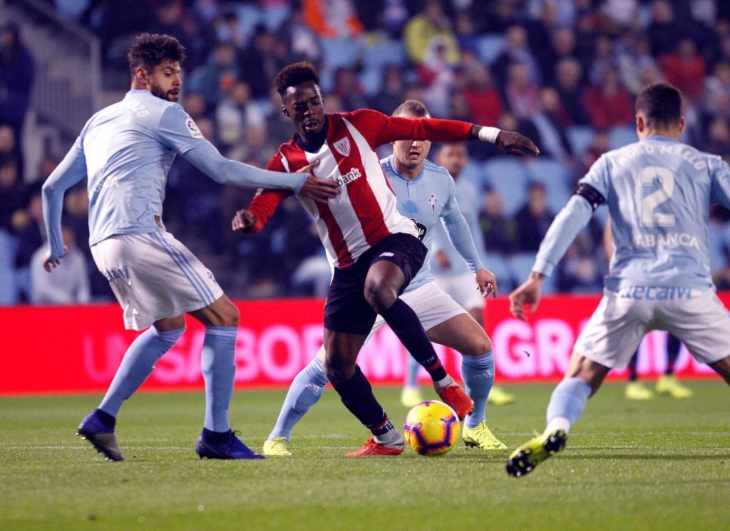 Iñaki Williams espanta los miedos del Athletic