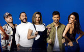 Kiko Rivera, Antonio Tejado, Candela Acevedo, Alejandro Albalá y...