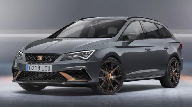 Seat León ST Cupra R: el familiar de 300 CV costará 54.606 euros