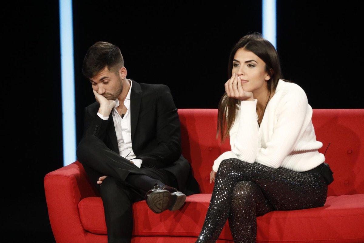 Alejandro Albalá y Sofía Suescun se reencuentran en Gran Hermano...