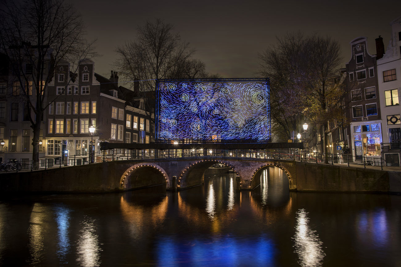 Starry Night, diseñada por Ivana Jeli y Pavle Petrovi y...