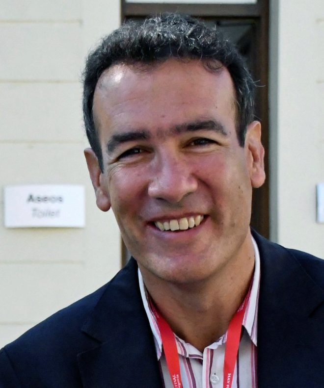 Raphael Minder, corresponsal del 'New York Times' en España.