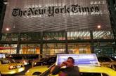 Sede del 'New York Times'.