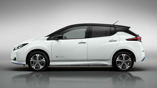 Nissan Leaf e+: hasta 385 kilómetros de autonomía por menos de 40.000 euros