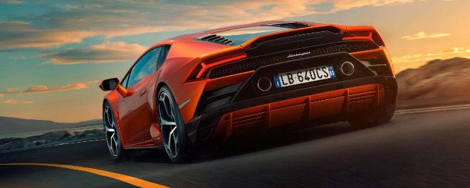 Así es el nuevo Lamborghini EVO Huracán | Motor