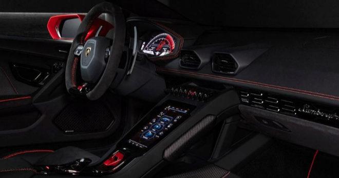 Así es el nuevo Lamborghini EVO Huracán