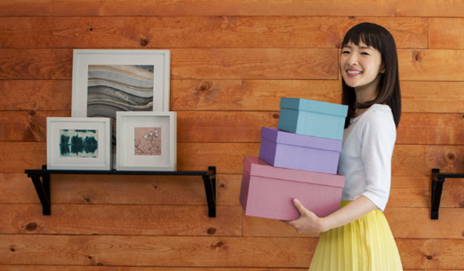 Marie Kondo: Cómo un programa sobre cómo ordenar tu casa lo peta en ...