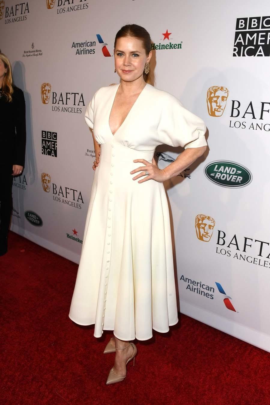 Mejor vestidas de la semana- Amy Adams