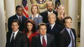 Los protagonistas de 'El ala oeste de la casa Blanca'.
