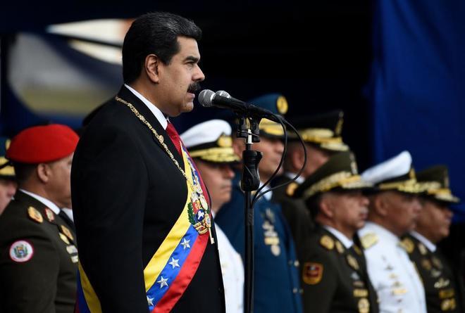 El Parlamento de Venezuela exige a las fuerzas armadas que