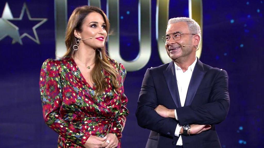 Paula Echevarría presenta Los Nuestros 2 junto a Jorge Javier...