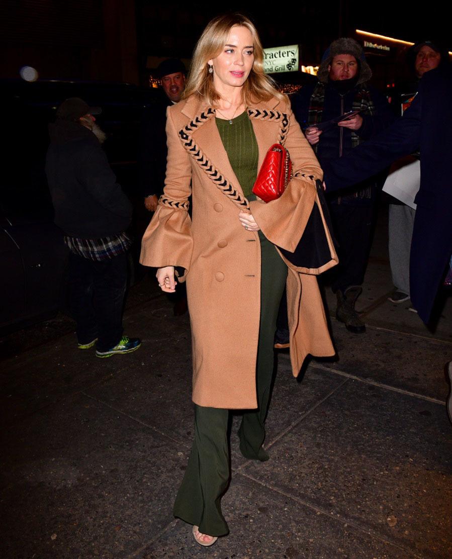 En invierno los abrigos se alzan con el título de reyes del street...