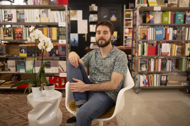 Matías Candeira, el escritor que quería ser otro