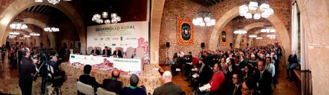 Más de 600 personas participaron en Sigüenza (Guadalajara) en el I...