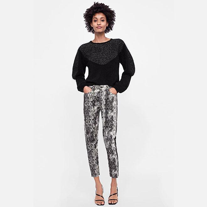 Zara Rebaja Y Mucho Sus Pantalones Mas Exitosos De La Temporada Moda