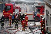 Al menos dos muertos y decenas de heridos en una potente explosión de...