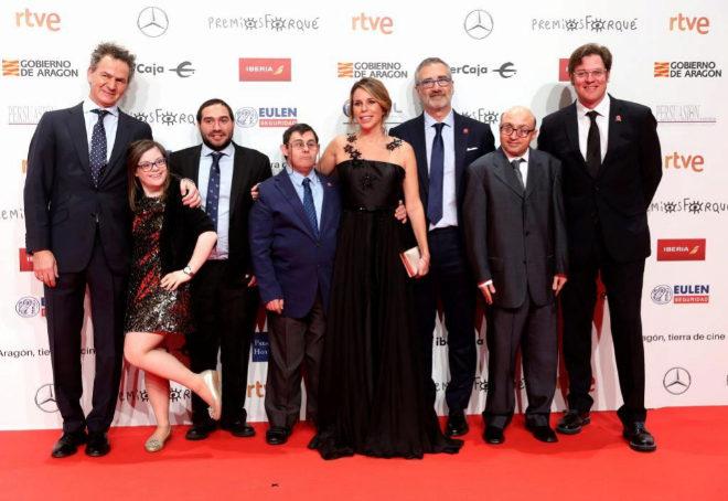 Los Forqué le allanan el camino a los Goya a 'Campeones'