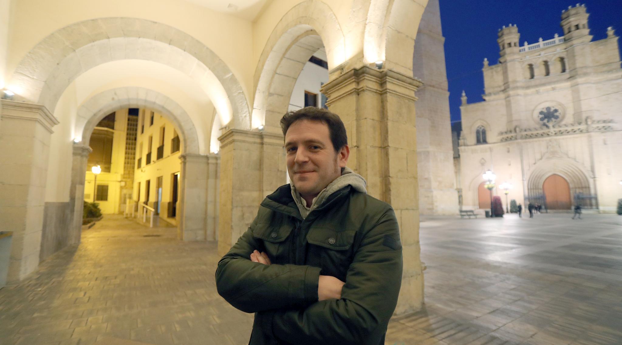 """Garcia: """"La denuncia del PP por los sobres acabará archivada y Pérez Macián, condenado"""""""