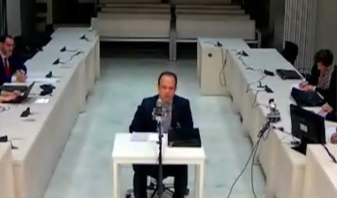 """González Panero: """"Rajoy me dijo: 'Alcalde, haz caso a Bárcenas', luego me llamó el ex tesorero y  me pidió una adjudicación"""""""
