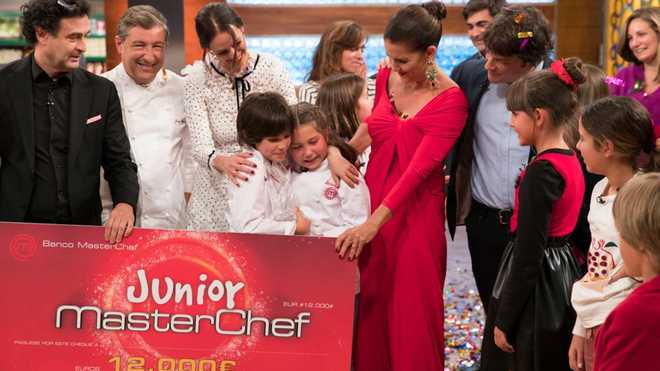 Josetxo ganador de MasterChef Junior 6.