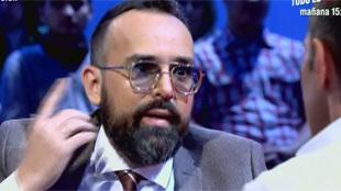 """La  confesión de Risto Mejide a Jesús Vázquez en su Chester: """"Quería cargarme OT. Quisieron inducir mi voto"""""""