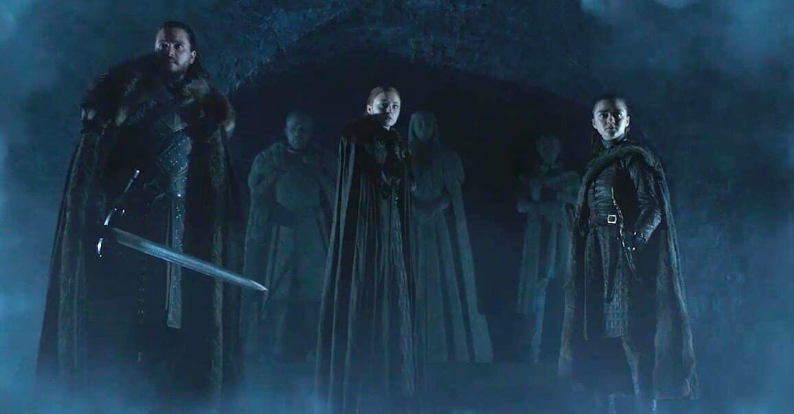 Imagen promocional de la octava temporada de Juego de Tronos (Game of...