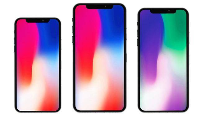 Apple volverá a lanzar tres iPhone en 2019