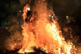 Cada 17 de enero la localidad de <strong>San Bartolomé de Pinares...