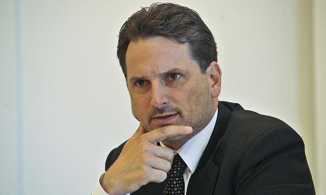 El comisionado general de la UNRWA, Pierre Krähenbühl.