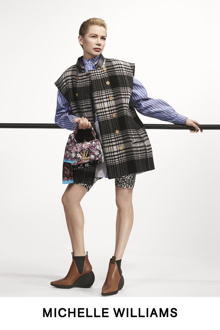 Michelle Williams - Colección Pre-Fall 2019 de Louis Vuitton
