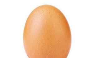 Kylie Jenner se ha visto superada por un huevo de Instagram