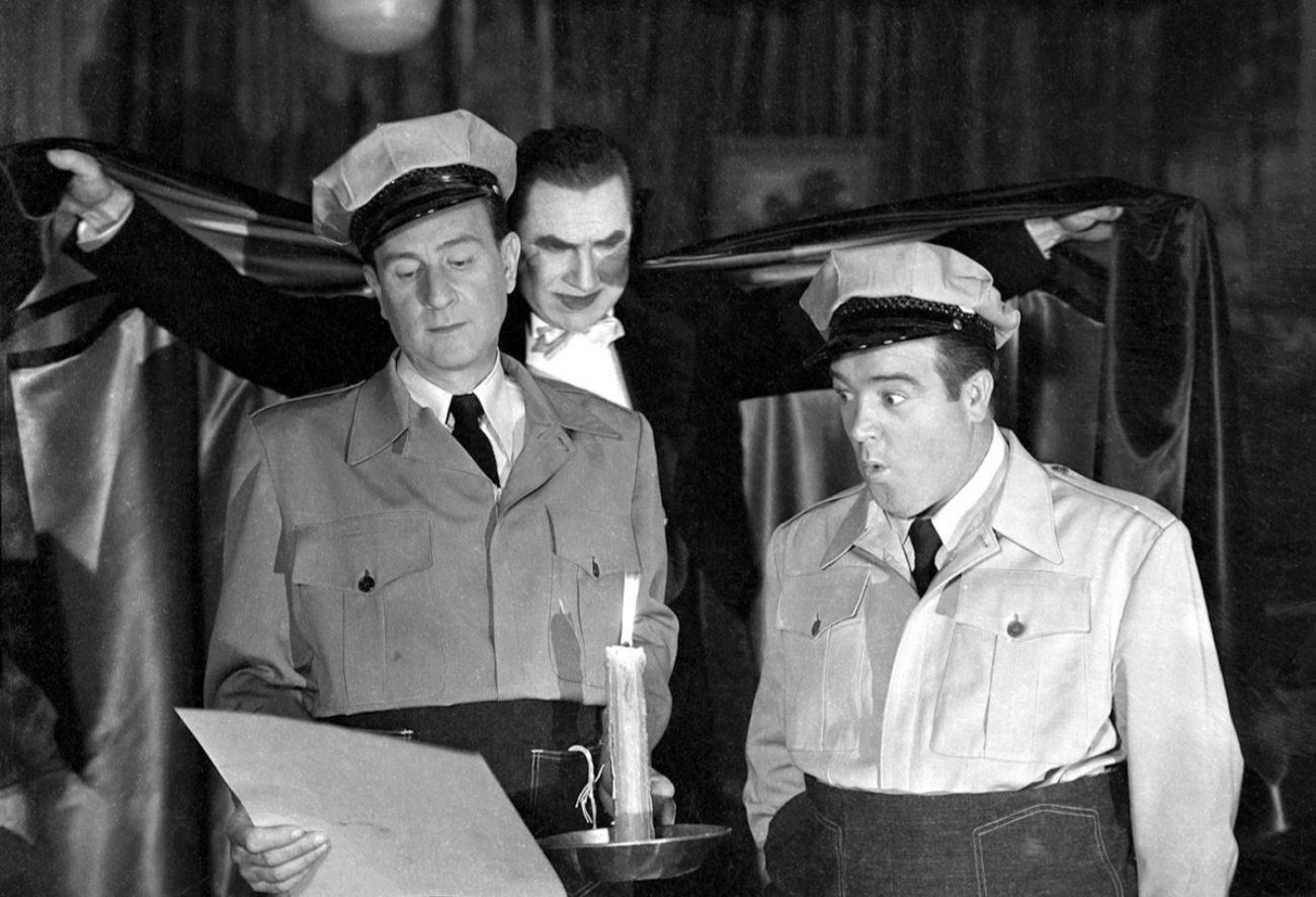 Director: Charles Barton. Año: 1948. Intérpretes: Bud Abbott, Lou...