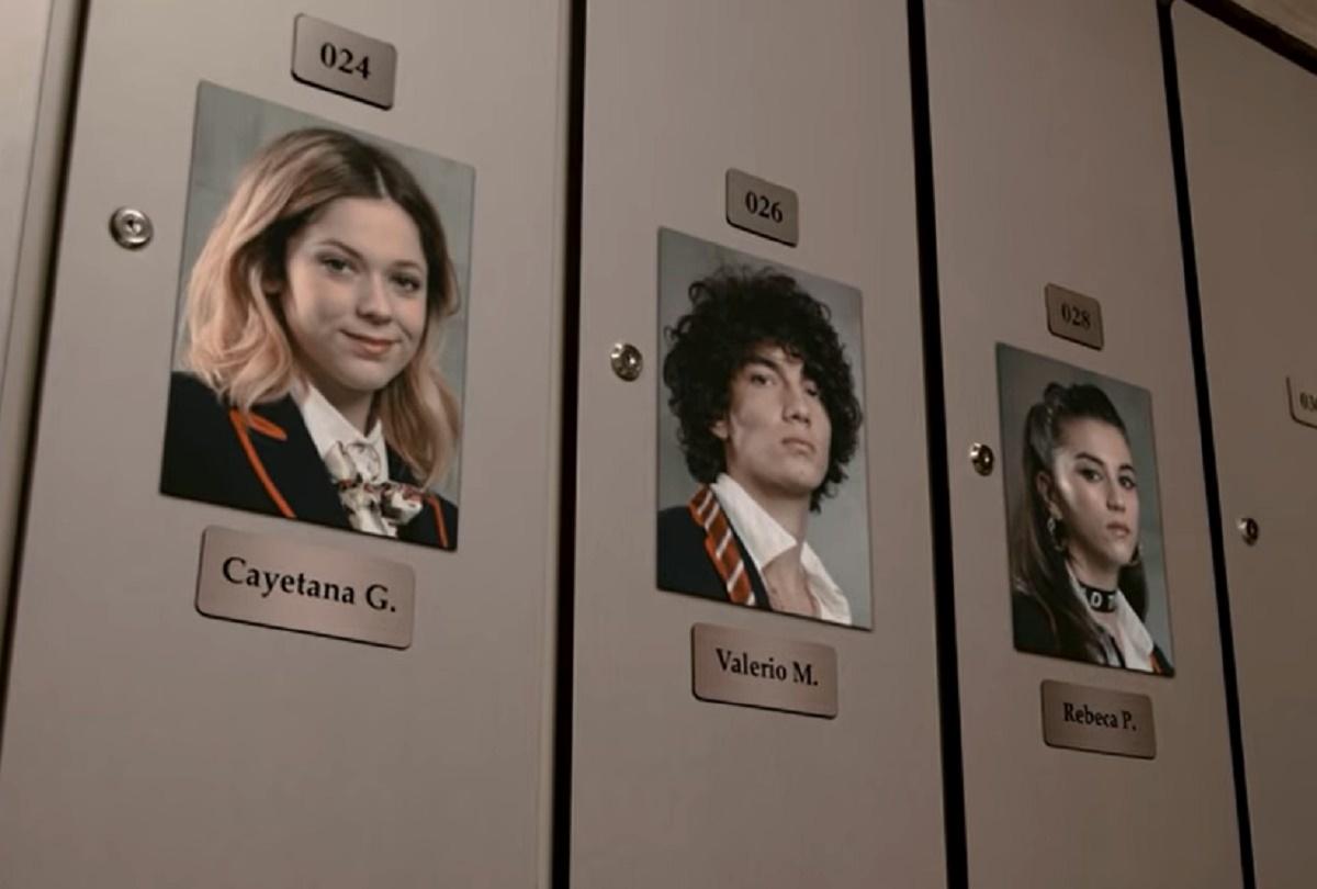 Tres nuevos personajes se suman a Élite