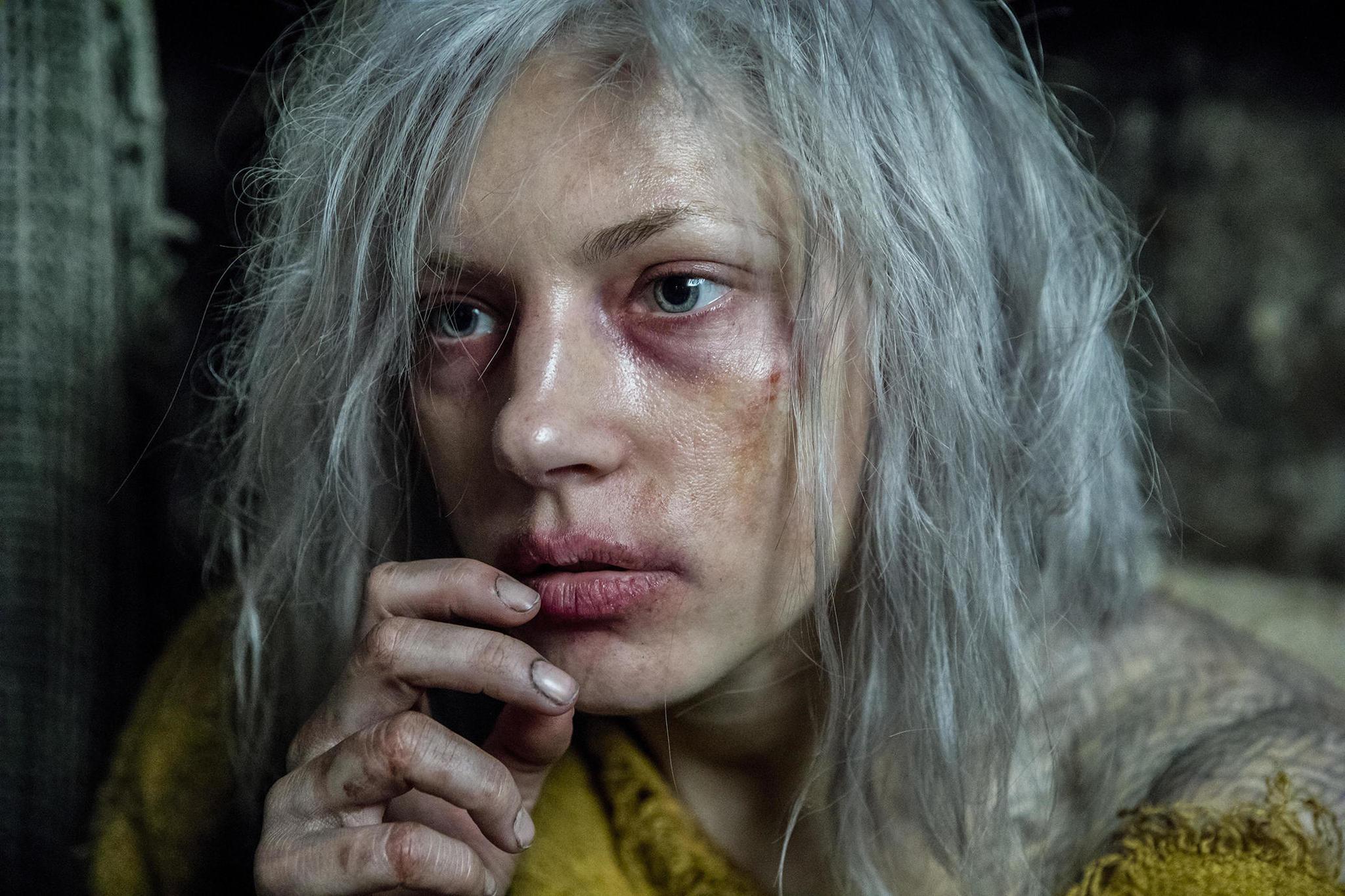 Lagertha (Katheryn Winnick) en una imagen del capítulo de Vikings