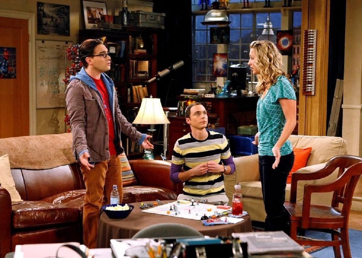 Los actores de The Big Bang Theory se ponen sentimentales