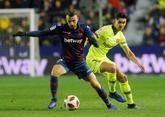 Imagen de Juan Brandáriz 'Chumi' en el partido entre el FC Barcelona...