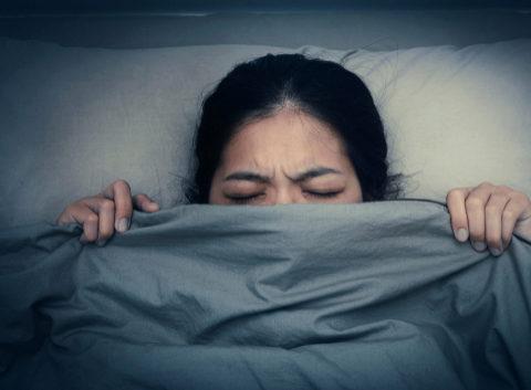 Muchas personas se despiertan repetidamente a las 3.33 de la mañana.