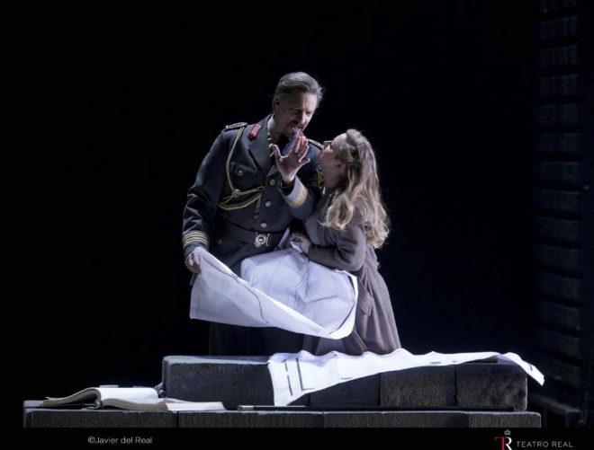 El oro del Rin en el Teatro Real.