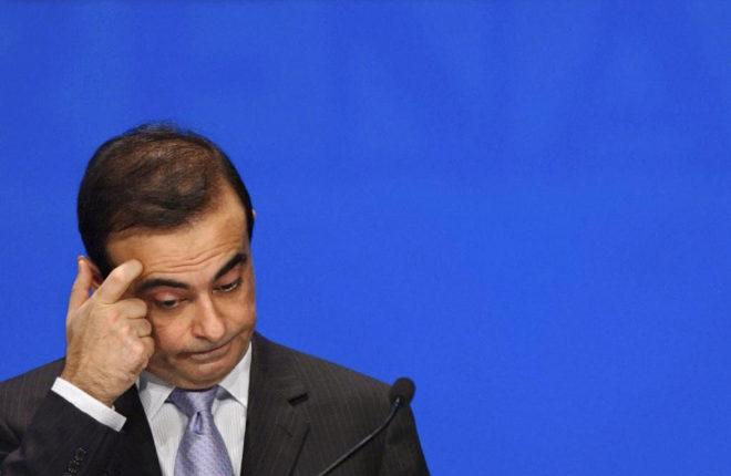 Carlos Ghosn, en una imagen de archivo.
