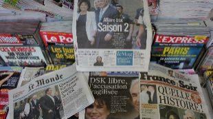 Las portadas de la prensa internacional.