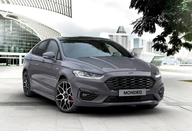 La nueva versión híbrida del Ford Mondeo.