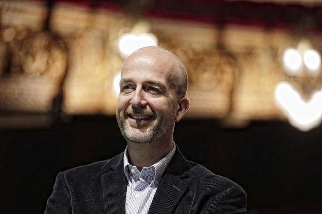 Víctor García de Gomer, nuevo director artístico del Gran Teatre del Liceu.